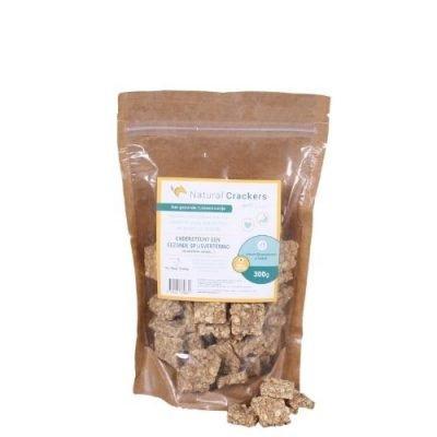 Natural'Crackers- Gezond belonen