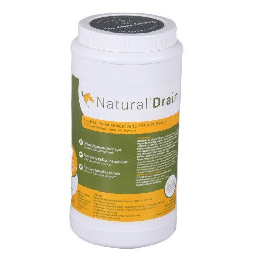Natural Drain Horsup Company Supplementen Paard