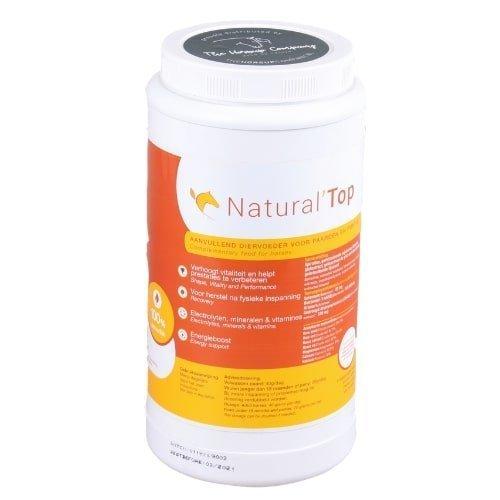 Spieren natural top supplement Vitaliteit Algen