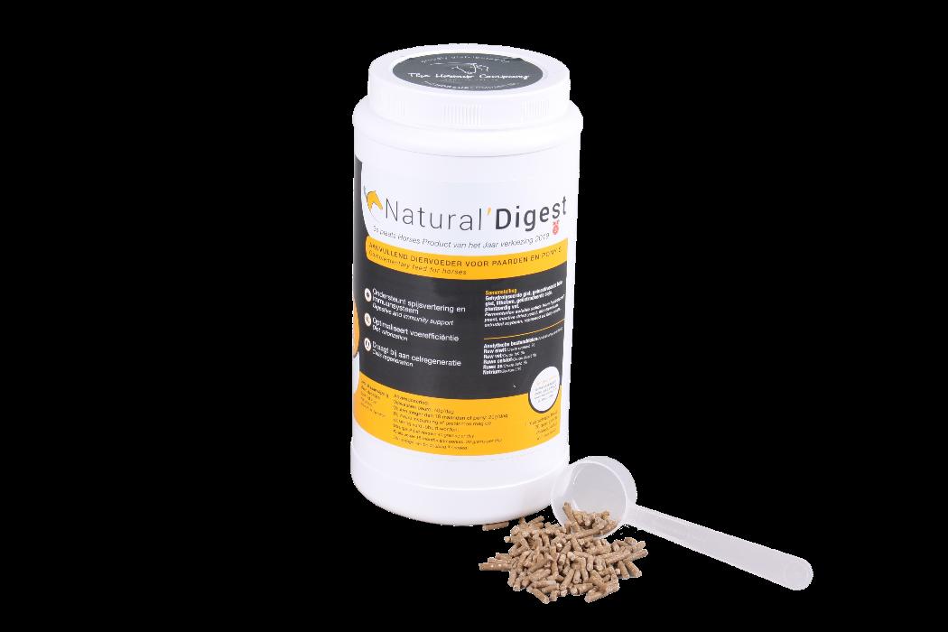 NaturalDigest Vertering Darmen Koliek