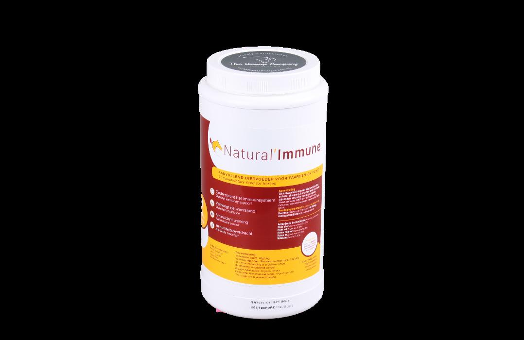 Natural Immune Weerstand Immuniteit