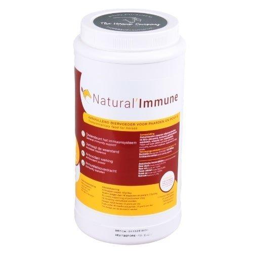 Natural Immune immuniteit weerstand