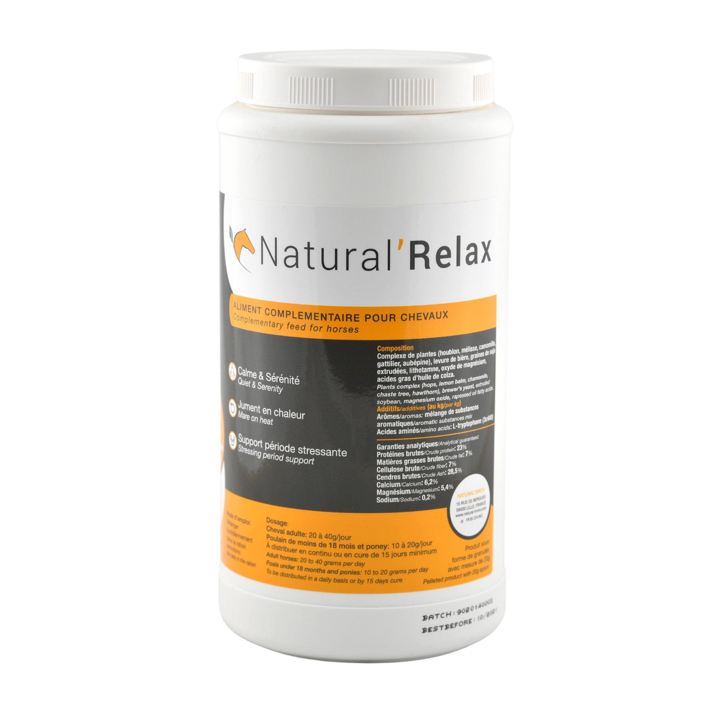 Natural Relax innerlijke rust alert